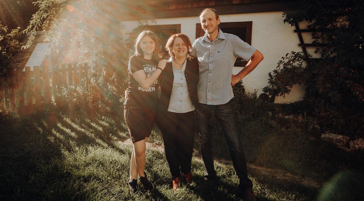 Familie Milwisch