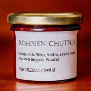 Rohnen-Chutney