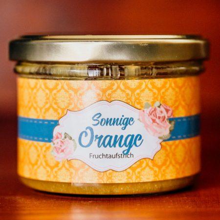 Sonnige Orange