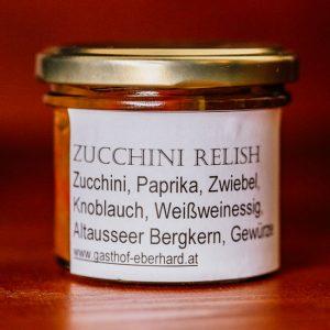 Zucchini-Relish